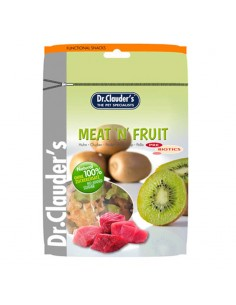 Snacks para perro de pollo y kiwi del Dr Clauders