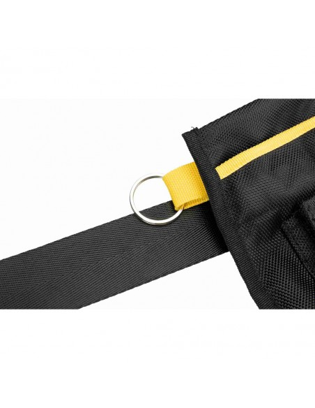 Bolsa de sncaks con anilla para enganchar silbato o clicker