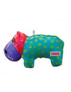 juguete para perro hipopotamo de kong