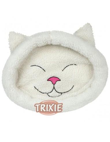 Cuna para gato modelo Mijou en color crema