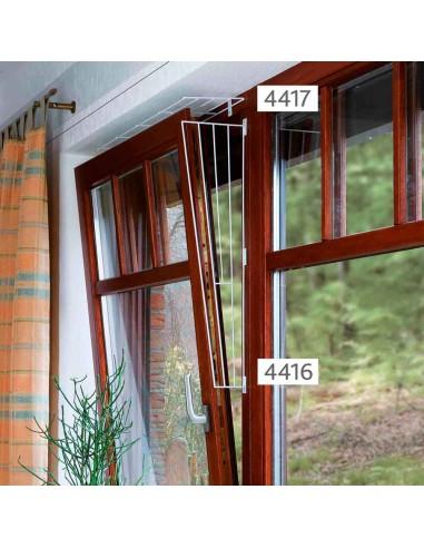 rejilla protectora ventana gato