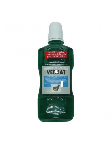 Dentífrico soluble VETMAT