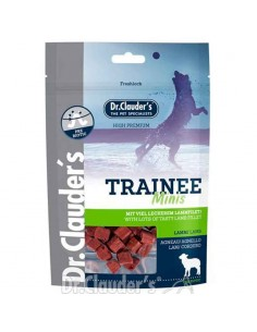 Snacks para perro mini tacos de cordero del Dr Clauders
