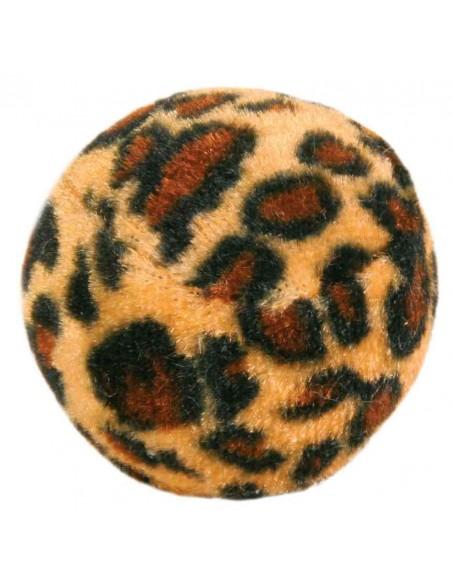 Juguete para gato, pelotas leopardo