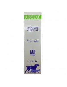 Adolac Limpiador auricular para perros y gatos