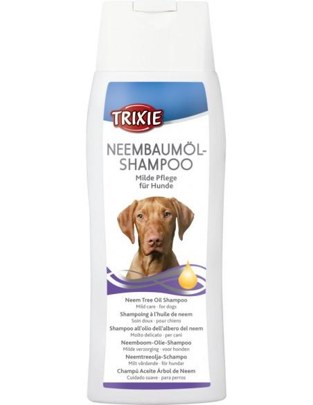 Champú para perros de aceite de árbol de Neem