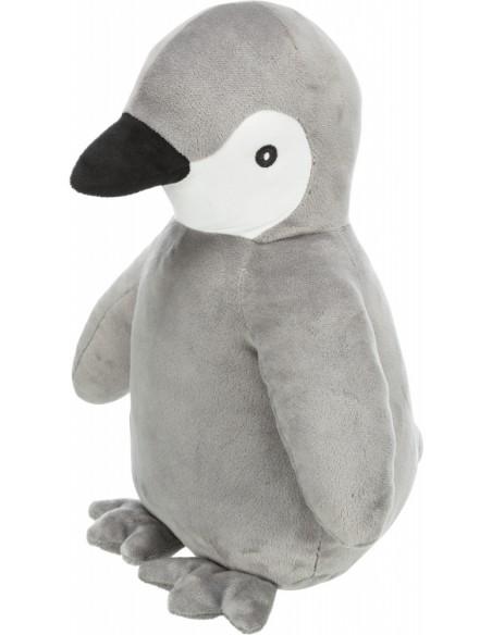 Juguete para perro, pingüino de peluche