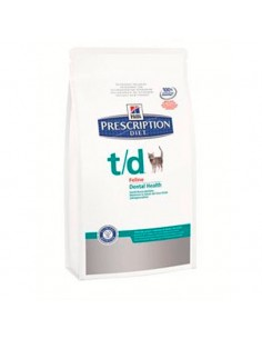 Pienso para gatos Hills t/d Dental Health