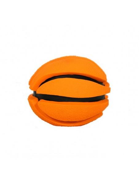 Juguetes para perros pelota basket con pito