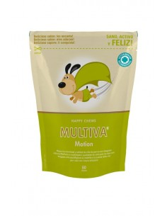 Multiva Motion, antiinflamatorio natural para perros