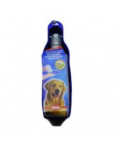 Botella para perros portatil viajes