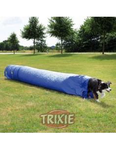 Túnel de agility para perros semirígido