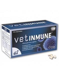 VETINMUNE apoyo nutricional en Leishmania