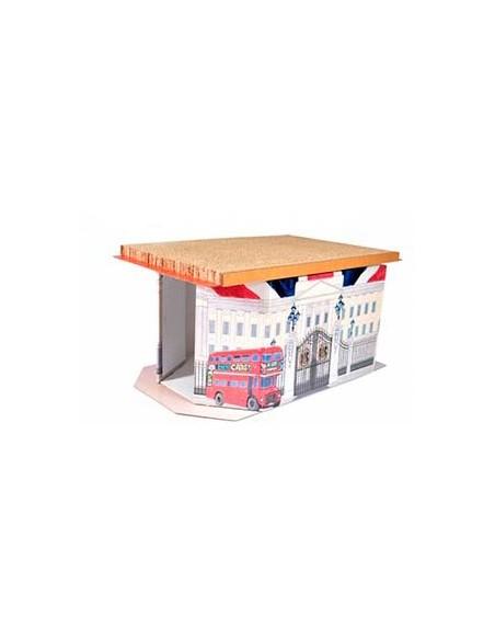 Casa de carton para gatos modelo B