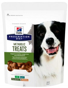 Snacks para perro, galletas TREATS METABOLIC