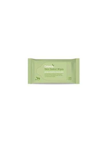 Cutania Skin Control Wipes de laboratorios VetNova