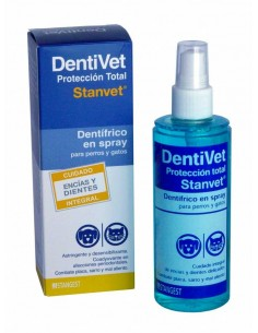 Dentífrico en Spray DENTIVET Protección total