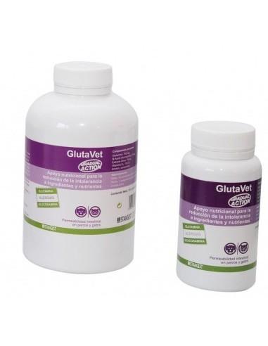 GLUTAVET complemento nutricional para afecciones intestinales en perros y gatos