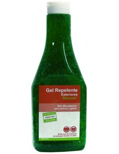 gel repelente antiorines de perros y gatos