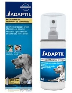 ADAPTIL spray a base de feromonas para perros