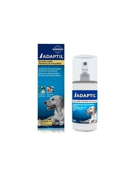 ADAPTIL spray a base de feromonas para perros