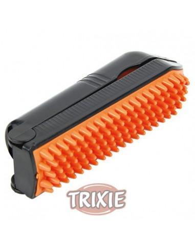 Rodillo para limpieza de los pelos en la ropa