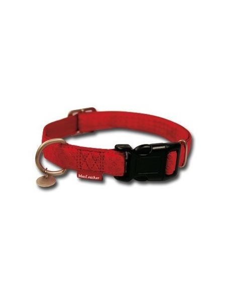 Collar para perro Mac Leather