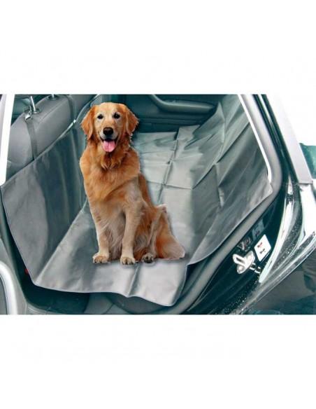 Accesorios para perros - funda protectora asiento trasero