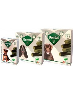DENTAL B barritas dentales antisarro para perros