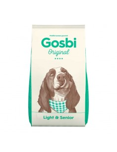 pienso para perro gosbi original dog light senior