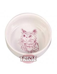 Comedero ceramico gato