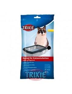 Bolsa para bandeja higiénica de gatos