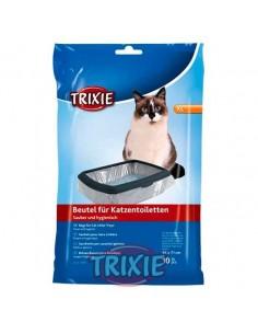 bolsa bandeja higienica gato
