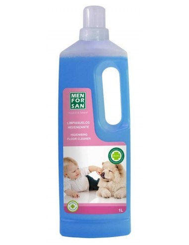 limpiador higienizante Menforsan