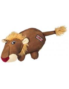 juguete perro kong leon