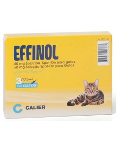 pipetas gato effinol