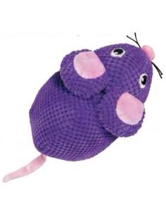 Juguete para gatos ratón tejido