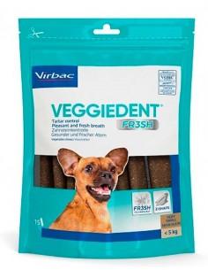 Limpiador dental para perros Veggiedent