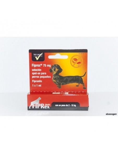 Antiparasitarios para perros pipetas FIPREX