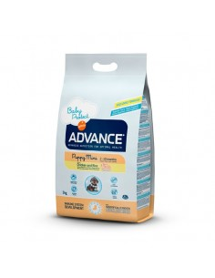 Comida para perros pienso advance PUPPY PROTECT MINI CHICKEN & RICE