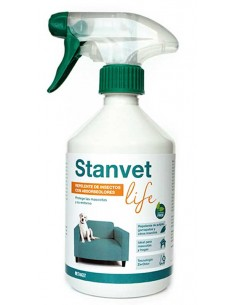 STANVET LIFE SPRAY antiparasitario natural para perros