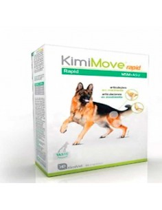 KIMIMOVE Rapid soporte nutricional para las articulaciones del perro