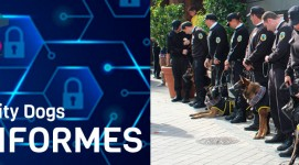 Nuevos uniformes de Security Dogs