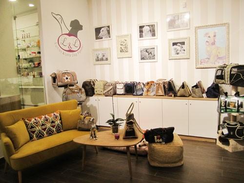 Tienda Lucas & Lola | Zona relax